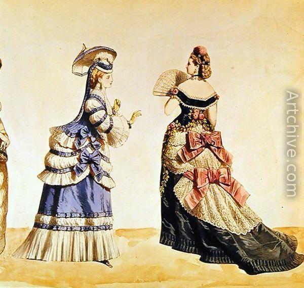 charles worth   Breve resumo da história da moda até os dias de hoje