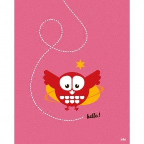 Poster - Uggla