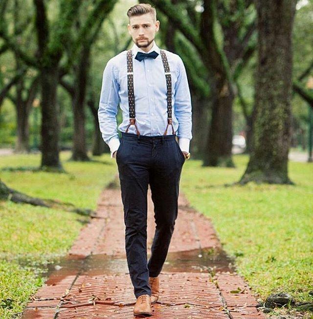 Trajes de boda para hombres vintage