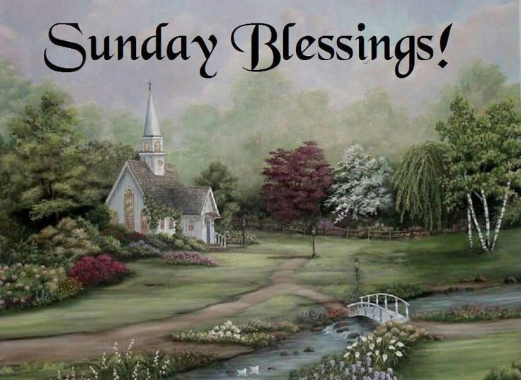 17 Best Images About Sunday Blessings/Greetings On