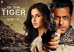 My Bollywood: Movie Review: Ek Tha Tiger: A Good Action Thriller
