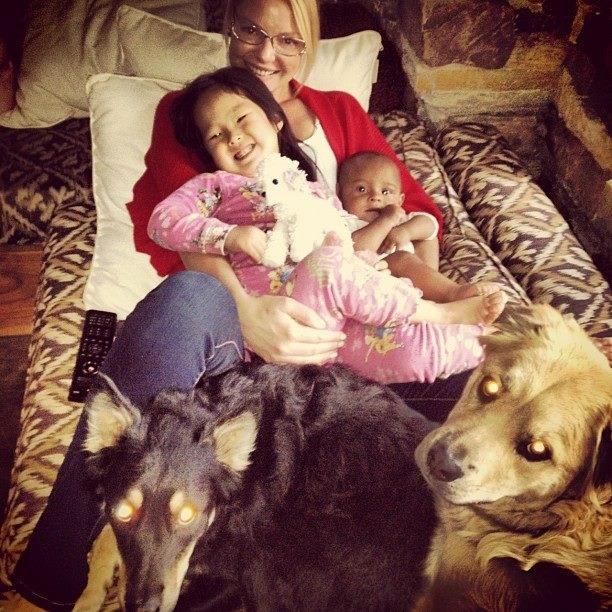 Katherine Heigl's family   Family   Pinterest