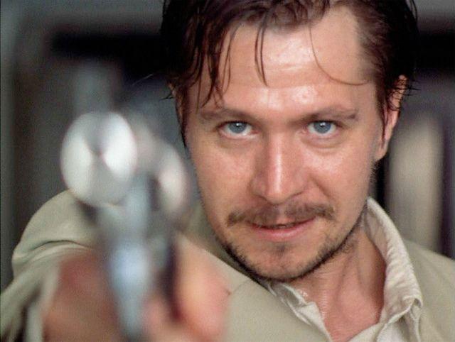 The Professional aka Leon  ...Gary Oldman's psycho bad guy should have won him an Oscar