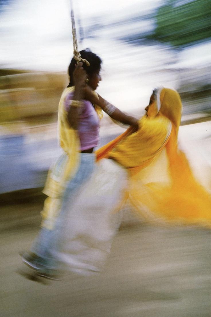 photographer Brian Brake - Jaipur, India (from Monsoon series)