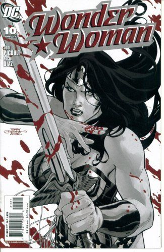 Wonder Woman #10 : Love and Murder Part Five (DC Comics) @ niftywarehouse.com #NiftyWarehouse #DC #Comics #ComicBooks #WonderWoman #SuperHeroes