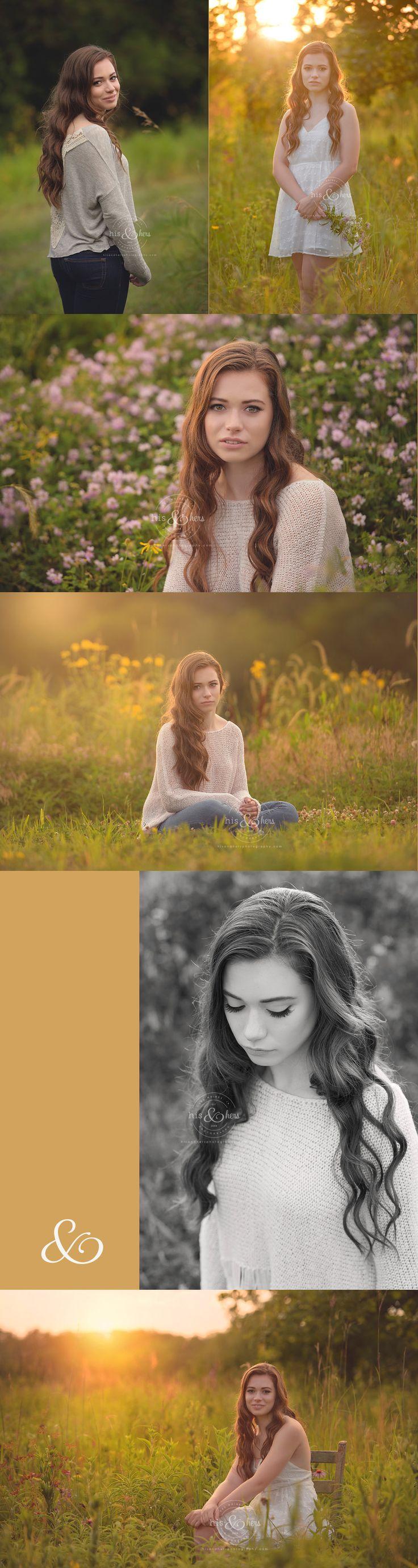 Des Moines, Iowa #seniorpictures #seniorportraits #classof2015 photographer, Randy Milder | His & Hers