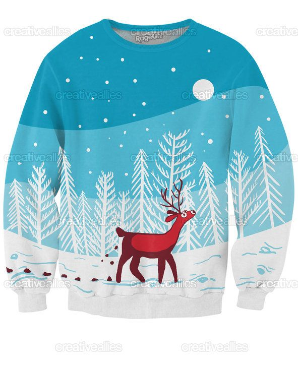 Ugly+Christmas+Sweater+Clothing+by+amo++on+CreativeAllies.com