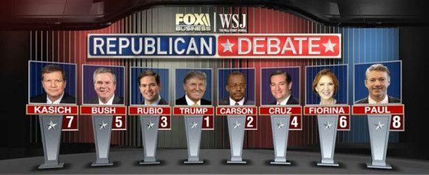 The TRUMP Report - 4th Debate: A Big Winner And A Big Loser