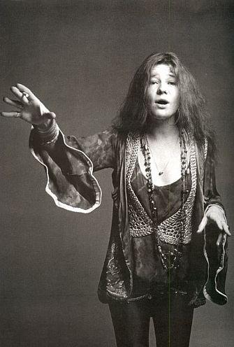 Looking for a light? Janis Joplin photographed by Francesco Scavullo, 1969.