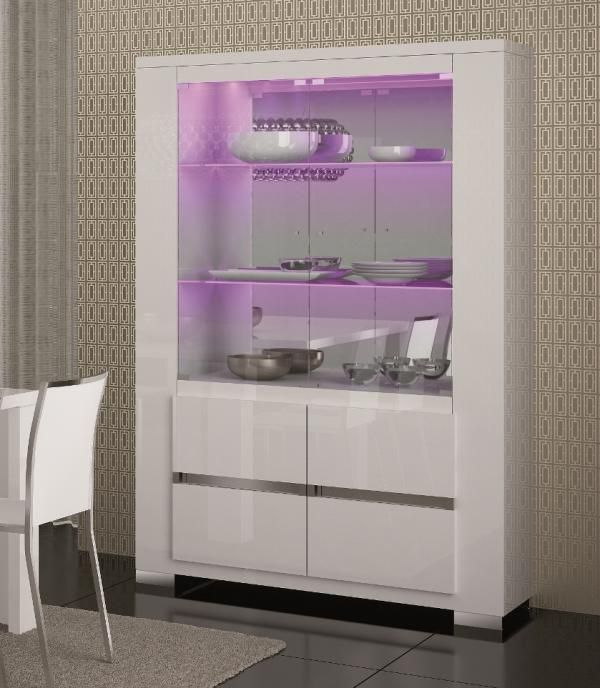 81 best status italy furniture images on pinterest high for Dining room display cabinets