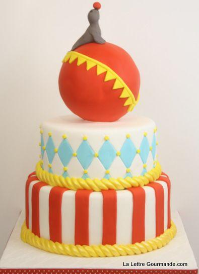 Circus cake Plus