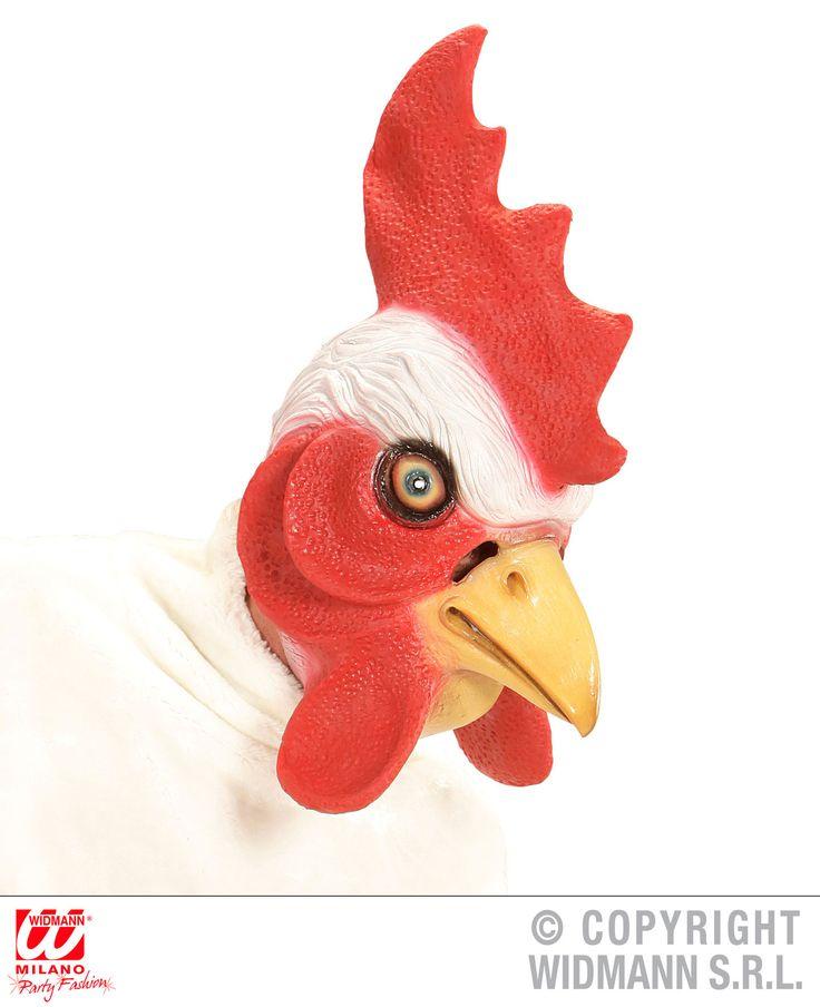 kippen masker kip volwassen voordelig bij ...