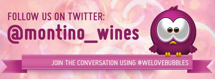 Join the conversation #WeLoveBubbles