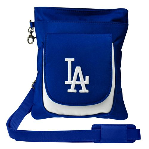 Los Angeles Dodgers Game Day Traveler Purse  - MLB.com Shop