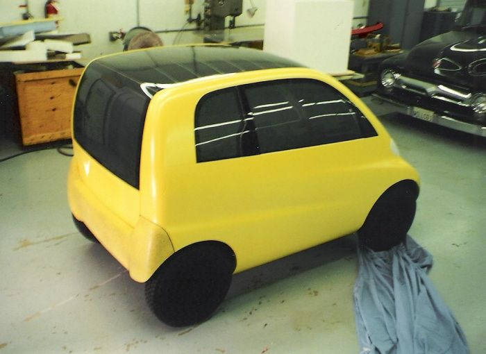 1992 93 Smart Car by Alberto Hernandez Mendoza at Coroflot.com