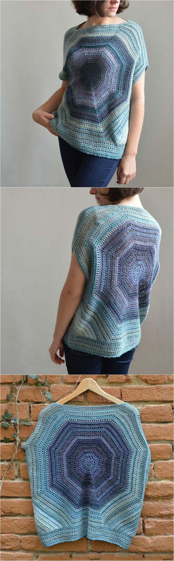 Crochet Beautiful Sweater