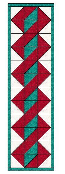 Best 25+ Table runner pattern ideas on Pinterest | Quilted table ... : free easy table runner quilt patterns - Adamdwight.com
