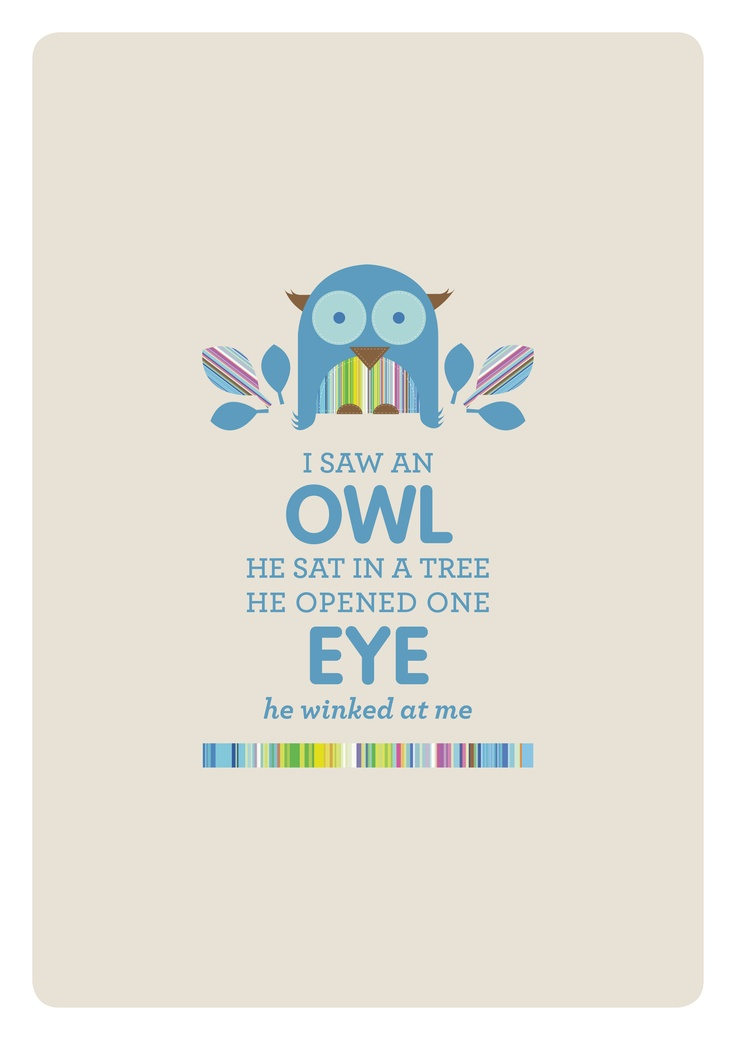 1000+ images about Owls on Pinterest | Crafts, Ropes and Giclee print