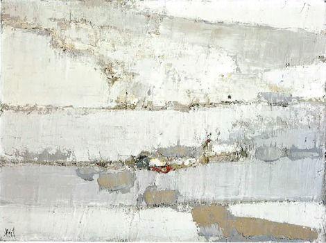 Nicolas de Staël, Paysage, 1952 on ArtStack #nicolas-de-stael #art