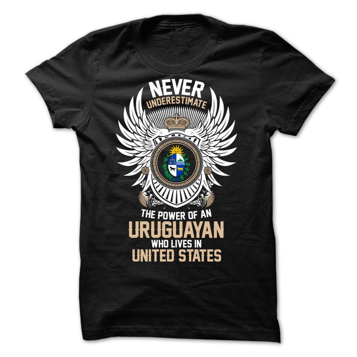 Nice T-shirts [Best Price] From Uruguay and Live in UNITED STATES from (3Tshirts)  Design Description: Are you from Uruguay and Live in UNITED STATES? Then this shirt is a MUST HAVE! GUARANTEED Safe and secure checkout via  VISA  MASTERCARD  Paypal Buy 2 or more a... -  #states #texas - http://tshirttshirttshirts.com/whats-hot/best-price-from-uruguay-and-live-in-united-states-from-3tshirts.html