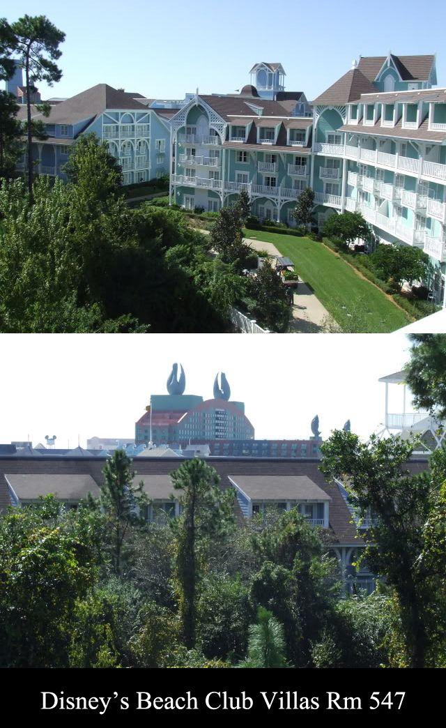 Disney 39 s beach club villas room 547 garden view disney for Garden view rooms at disney beach club