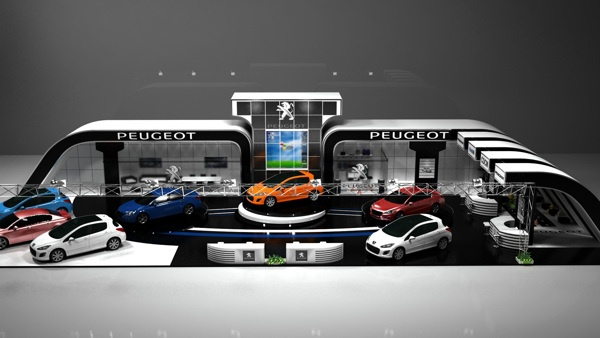 Exhibition Stand Car : Best images about car booth on pinterest exhibit