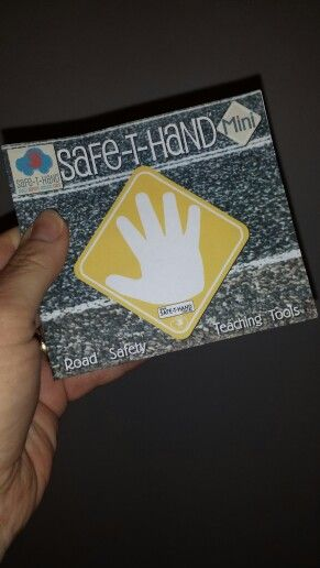INTRODUCING: Safe-T-Hand Mini Car Magnets. Perfect little #fundraise #idea, they're #affordable #compact #educational & #handy www.safethand.com.au #fundraising