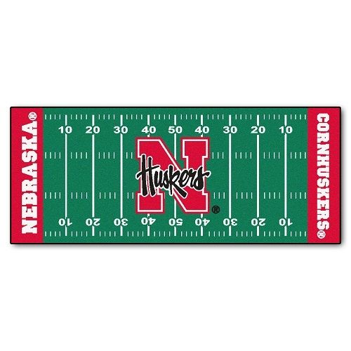 Nebraska Cornhuskers Blackshirts Football Field Runner Rug: 1000+ Ideas About Nebraska Cornhuskers Football On