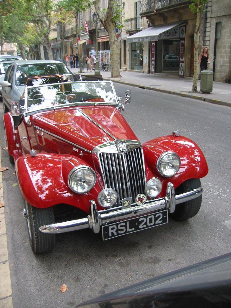 124 best MG Cars images on Pinterest | Vintage cars, Antique cars ...