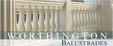Porch Balusters