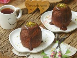 Portakal Soslu Kek Tarifi (Resimli Anlatım) | Yemek Tarifleri