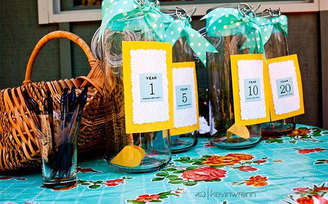 15 идей, чем заменить свадебную книгу пожеланий
