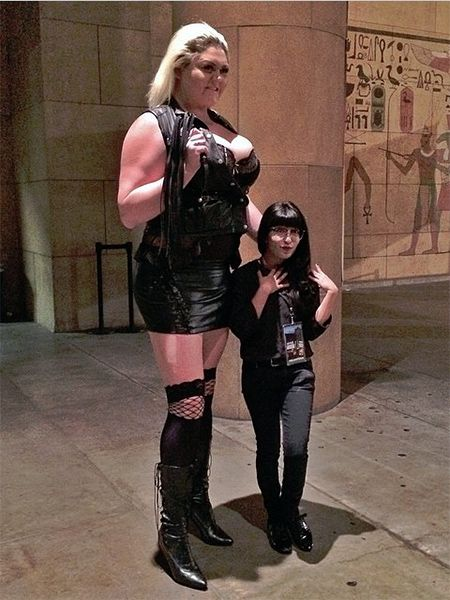 Tall bbw women
