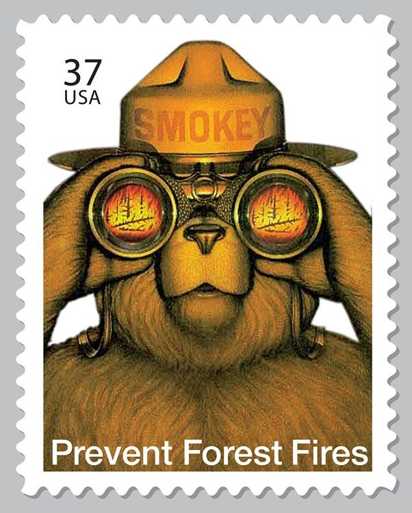 Smokey Bear / Prevent Forest Fires   Sheaff : ephemera