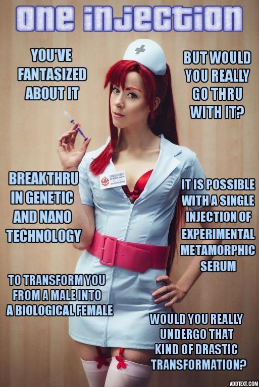 why do i want to be feminized