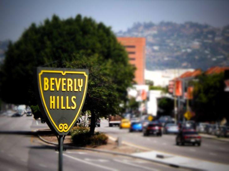 #BeverlyHills #LA #Hollywood #USA #Roadtrip