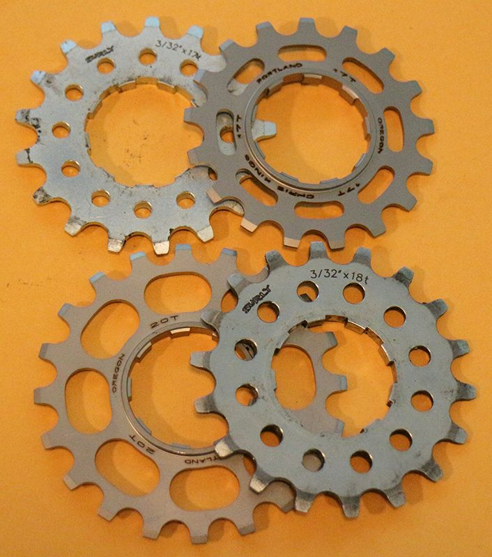 CHRIS KING - SURLY COGS