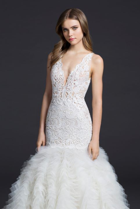 17 best images about lazaro wedding dresses on pinterest for How much is a lazaro wedding dress