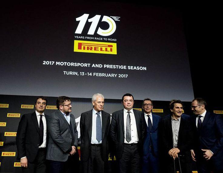 Η Pirelli γιορτάζει εφέτος τα 110...