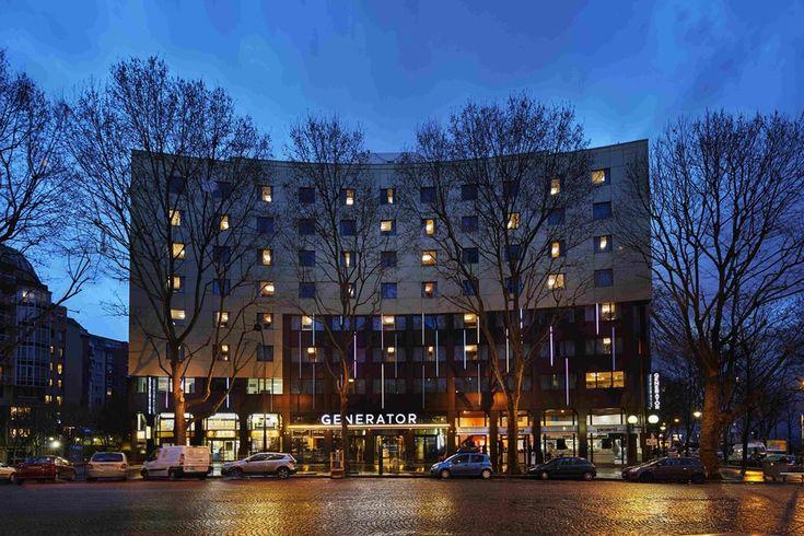 Generator Hostel   Paris, France