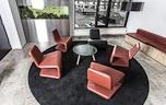Sorø Akademi near Copenhagen.  Urban Lounge chair performs perfectly when students need a rest....:-)