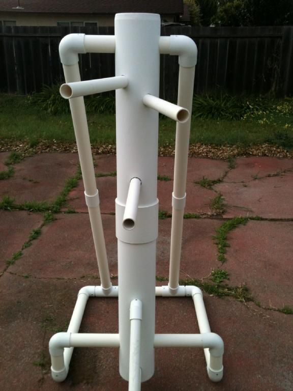 Wing Chun PVC Dummy