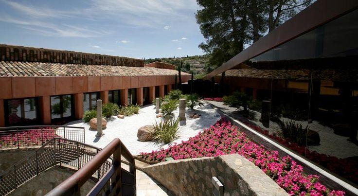 HOTEL CON ENCANTO EN TOLEDO CIGARRAL EL BOSQUE