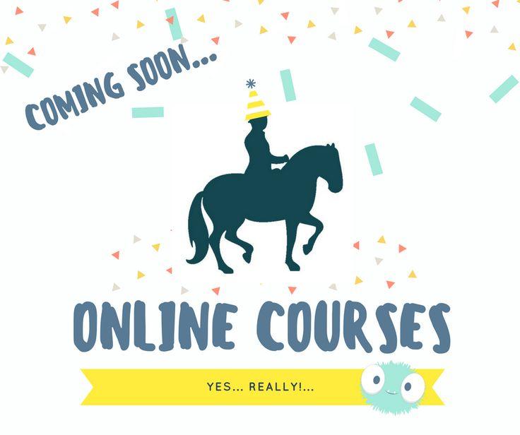 Online Courses on Dressage? Yep.    http://eepurl.com/csSJG5