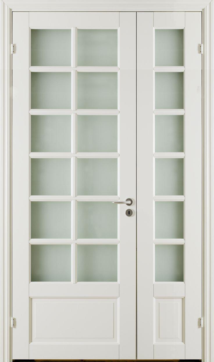 Oden SP12+SP6 - Interior Door made by GK Door, Glommersträsk, Sweden.  www.gkdoor.se