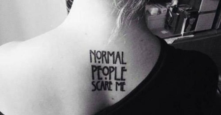 American Horror Storyhas some of the most loyal fans out there, and they've chosen to commemorate their favorite TV show with amazing AHS tattoos. With Lady Gaga slated to appear in Season 6 of American Horror Story: Hotel as the hotel's owner, we know there are going to be even more gruesome...