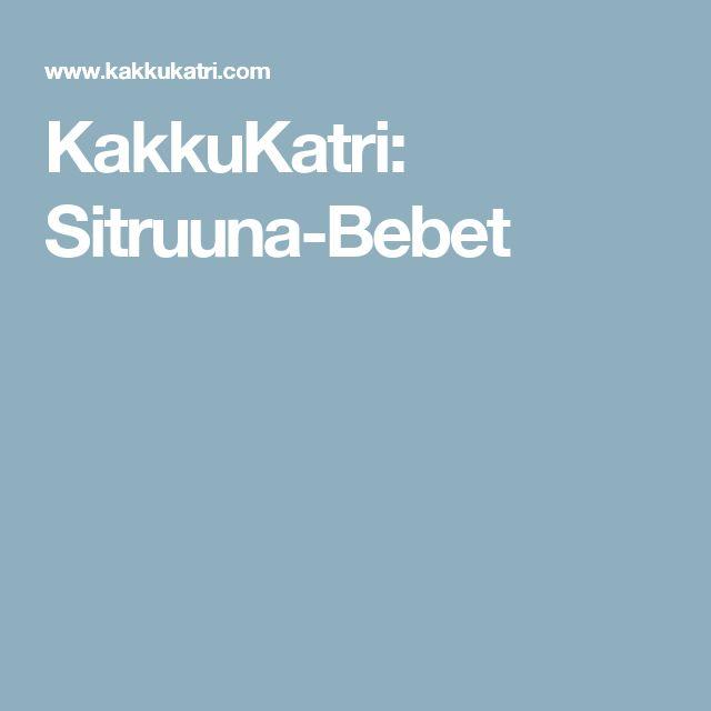 KakkuKatri: Sitruuna-Bebet