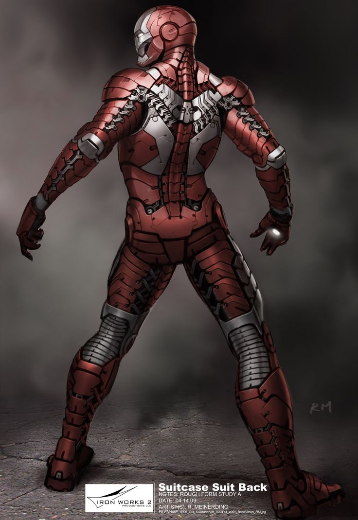 Design Secrets Of Iron Man 2 Suitcase Armor Whiplash And Crazy Improv Iron Man Art Iron Man Armor Iron Man Comic