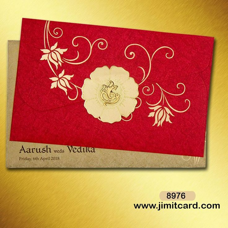 hindu wedding invitation card samples in english%0A Find this Pin and more on Floral Theme Wedding Invitation Cards by  jimitcard