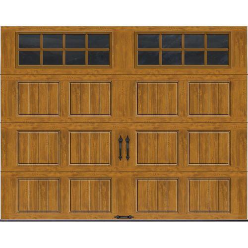 17 best ideas about menards garage door opener ideal door® rectangular lites carriage house 9 ft x 7 ft short panel
